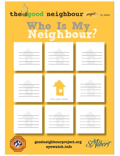 Whi is my neighbour card PDF